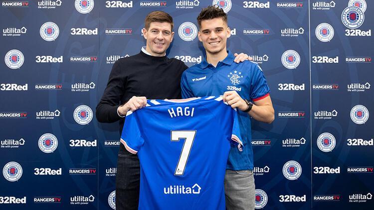 Son Dakika Transfer Haberleri | Ianis Hagi resmen Rangers'ta!