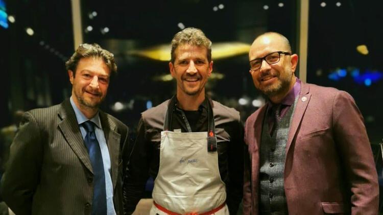 GTD'nin İtalyan lezzetleri tadım etkinliğine katılımcılardan tam puan