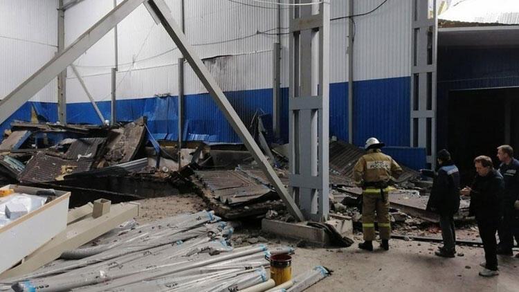 Rusya'da fabrikada meydana gelen patlamada 1'i Türk 5 kişi öldü