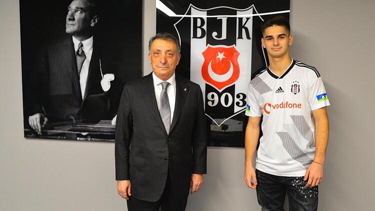 Son Dakika   Beşiktaş'ın yeni transferi Ajdin Hasic'i Ümraniyespor'a kiraladı!