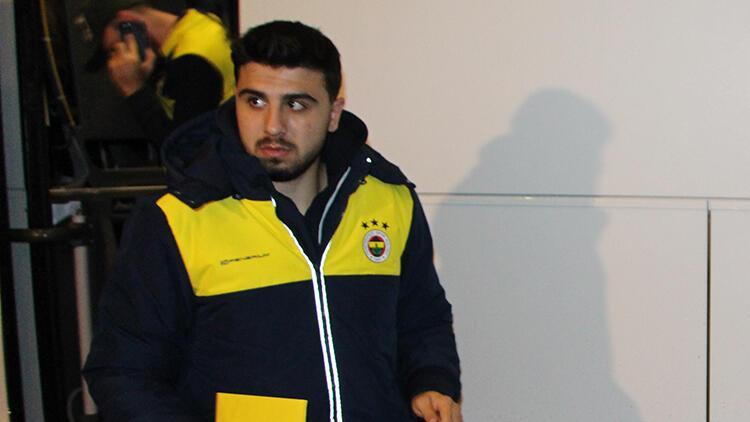 Fenerbahçe kafilesi Trabzon'da!