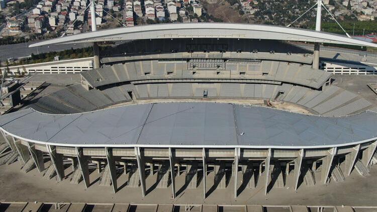 UEFA'dan Atatürk Olimpiyat Stadı'na tam not