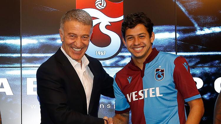 Trabzonspor'da Guilherme ve Ahmet Ağaoğlu'ndan çarpıcı itiraflar!