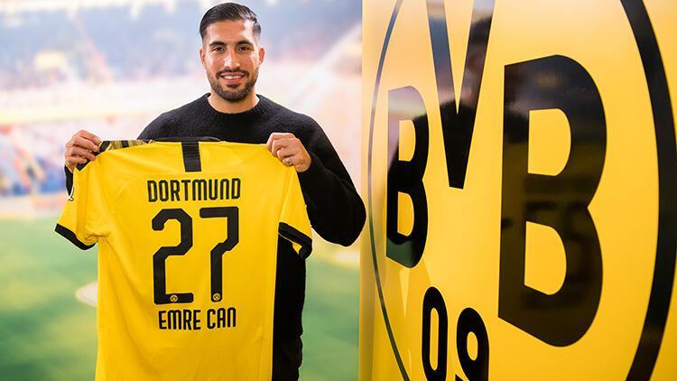 Emre Can, Borussia Dortmund'da | Transfer Haberleri