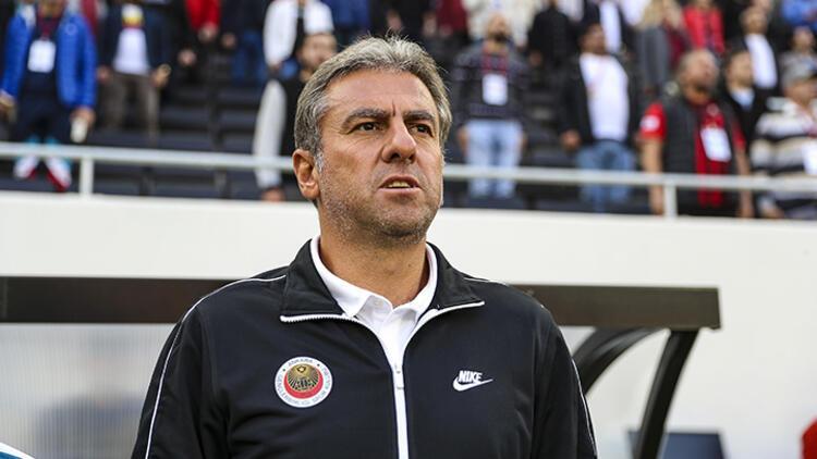 Hamza Hamzaoğlu'ndan Fenerbahçe yanıtı: 'Önemli değil'