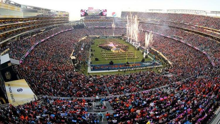Super Bowl'da biletler 8 bin dolara yükseldi! 4 saatte için 17 milyar dolar harcanacak