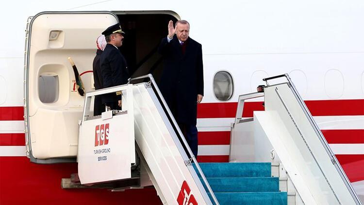 Cumhurbaşkanı Erdoğan, yarın Ukrayna'ya gidecek