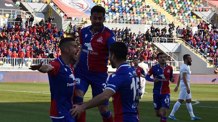 Altınordu: 2-0 Akhisarspor