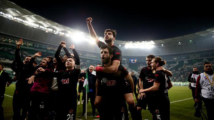 Bursaspor 0-1 Eskişehirspor