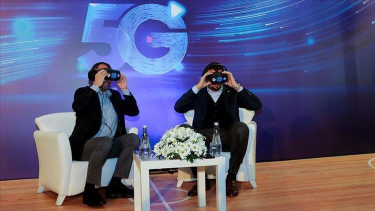 Türk Telekom Türkiye'nin ilk 5G canlı maç yayını deneyimi sundu