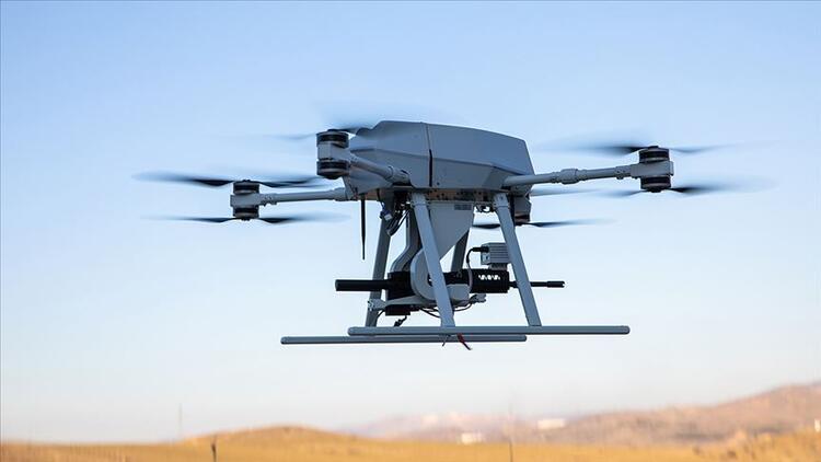 Türk Silahlı Kuvvetleri'ne ilk silahlı drone teslimatı yapıldı