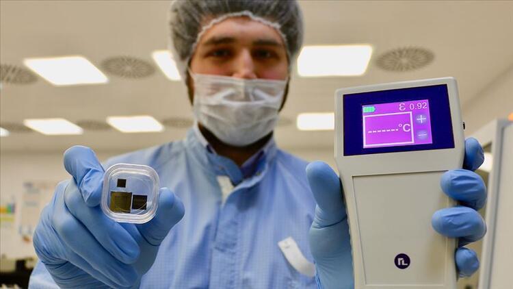 Üniversite öğrencileri yerli temassız sıcaklık ölçüm cihazı geliştirdi