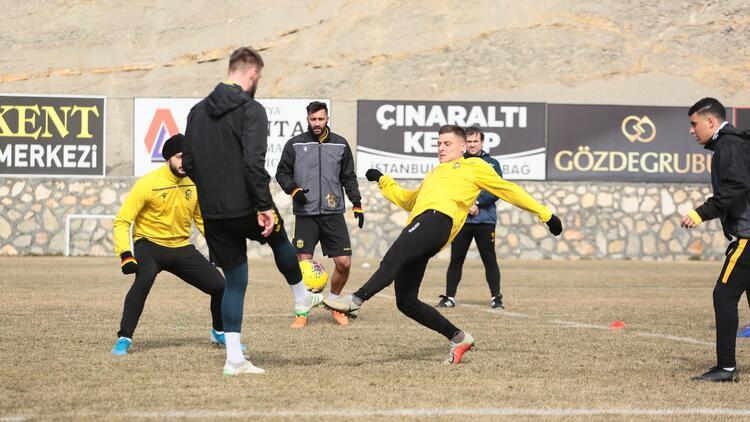 """Yeni Malatyaspor kötü gidişata """"dur"""" demek istiyor"""