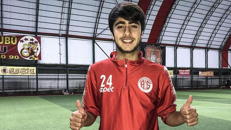 Genç yıldızın tercihi Antalyaspor oldu
