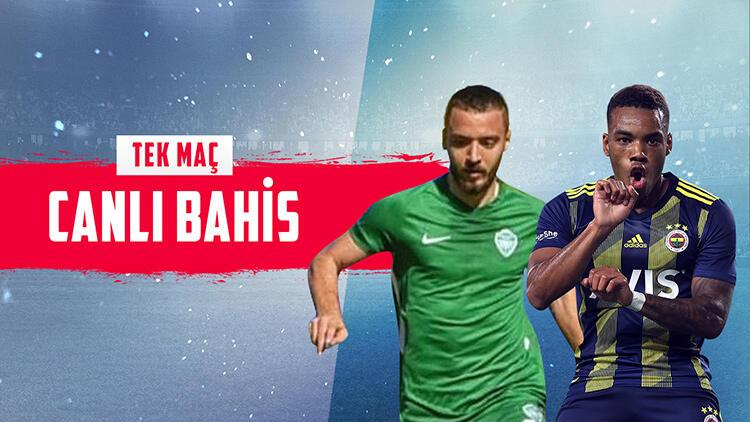 Fenerbahçe, Türkiye Kupası'nda Kırklarelispor'a konuk oluyor! iddaa'da banko...
