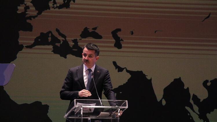 Tarım ve Orman Bakanı Pakdemirli, Bakanlığın hedeflerini açıkladı