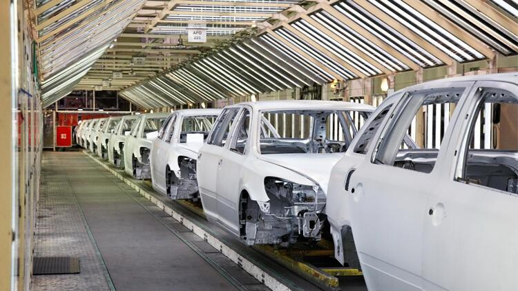 Otomobil ihracatı arttı