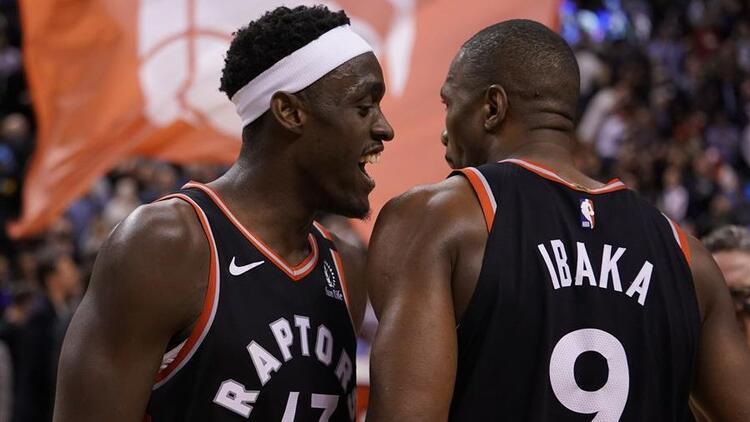 NBA'de gecenin sonuçları | Raptors, tarihinde ilk kez üst üste 12 maç kazandı!