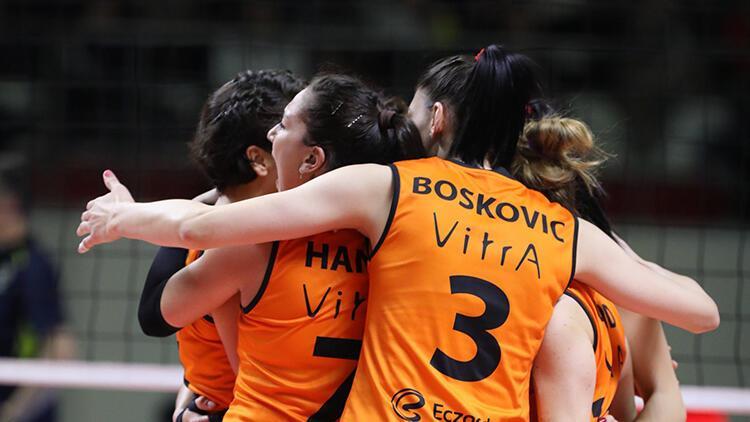 Fenerbahçe Opet 2-3 Eczacıbaşı VitrA