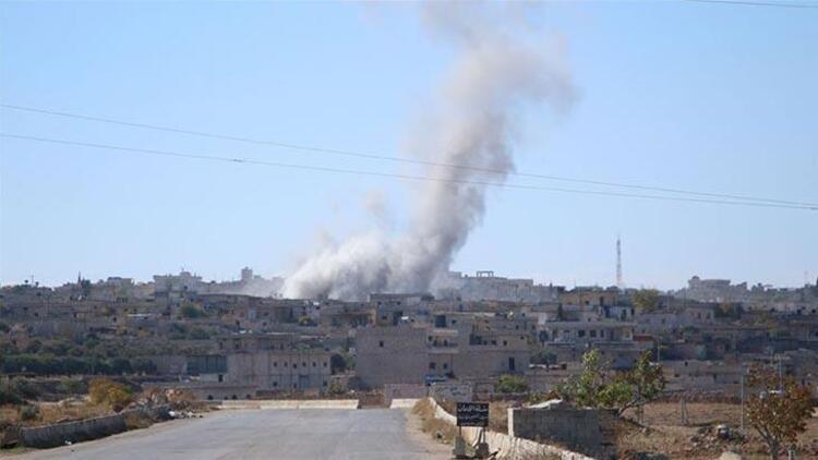 Son dakika haberi: İdlib'de kanlı saldırı: 15 sivil hayatını kaybetti