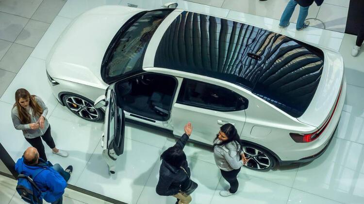 Çinli otomotiv şirketi 'virüs geçirmeyen' araba üretecek