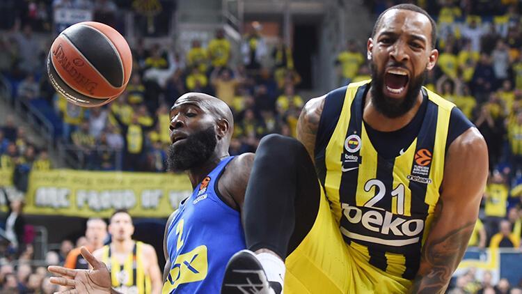Fenerbahçe Beko 77-78 Maccabi Tel Aviv