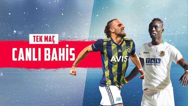 Bu maç zirveyi karıştıracak! Fenerbahçe'nin Alanyaspor önünde iddaa oranı...