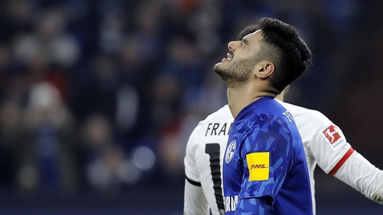 Son Dakika | Schalke'de Ozan Kabak sakatlandı!