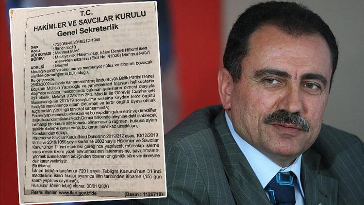 Son dakika: Muhsin Yazıcıoğlu soruşturması başka bir gerçeği ortaya çıkardı!