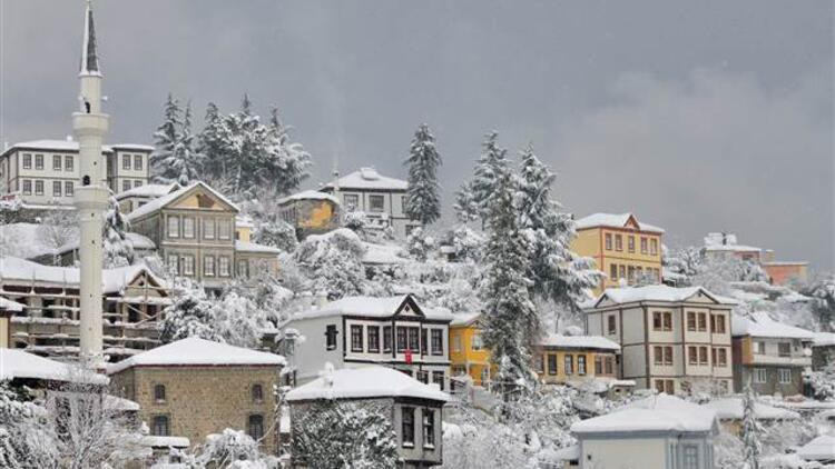 Son dakika: Karadeniz'de eğitime kar engeli