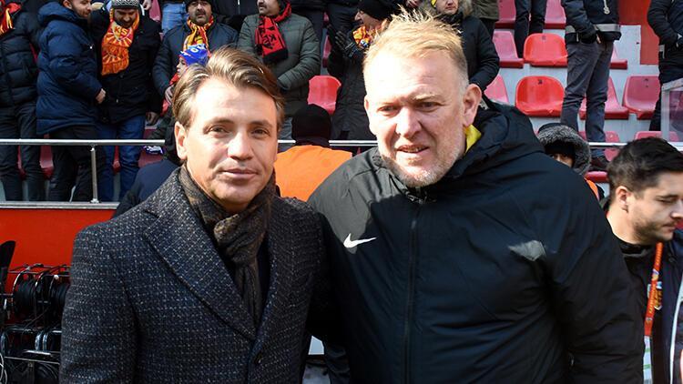 """Kayserispor Teknik Direktörü Robert Prosinecki: """"Havlu atmıyoruz"""""""