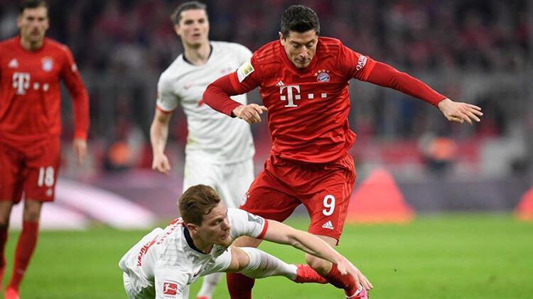 Bayern Münih 0-0 Leipzig