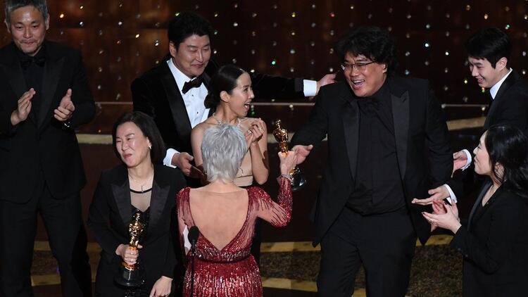 'Parazit' Oscar'da tarih yazdı