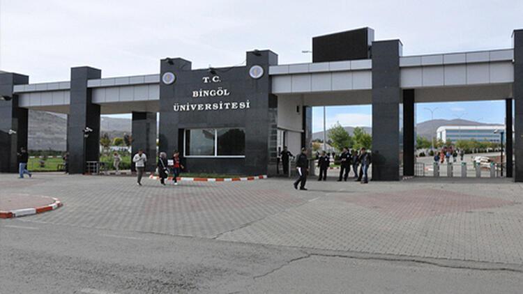 Bingöl Üniversitesi rektör adaylığı başvuruları başladı