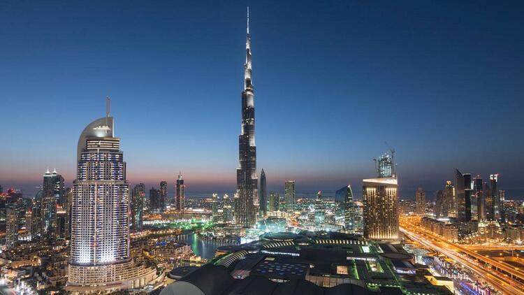 Dubai neden turistik?