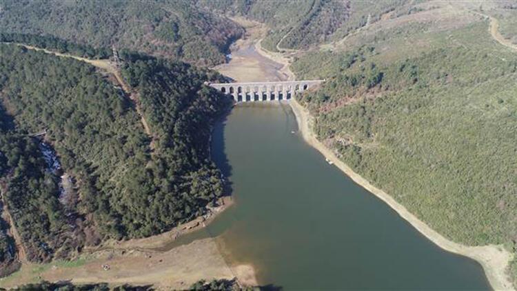Yağmur ve kar sonrası barajlardaki doluluk yüzde 60'ı geçti