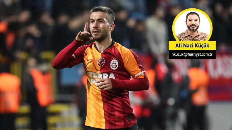 Galatasaray'da Adem Büyük'ten beş yıla bedel performans!