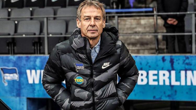 Klinsmann erken veda etti