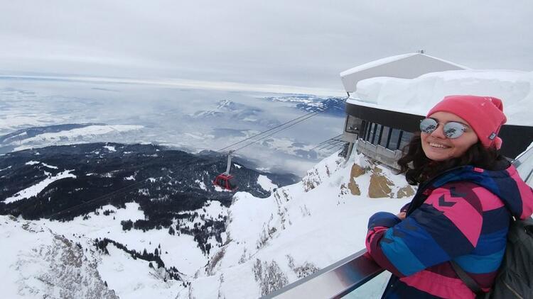 Bir kış masalı: Luzern