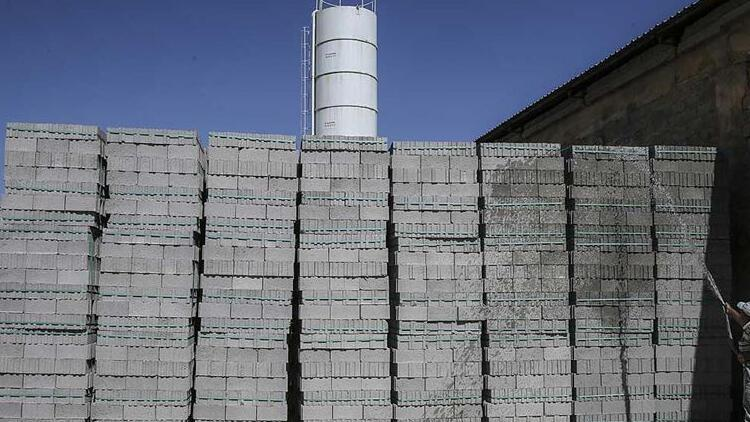 İnşaat malzemeleri ihracatı azaldı