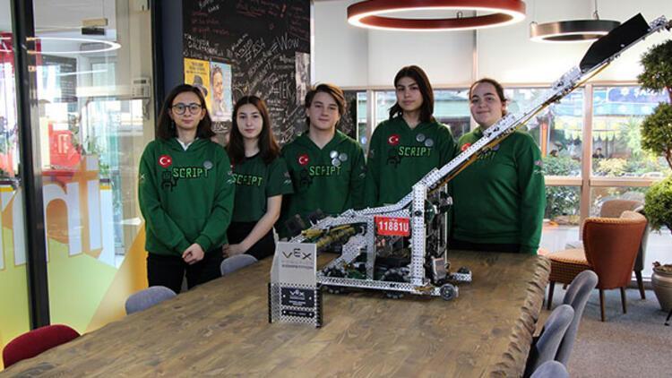 Robotiğin yükselen yıldızlarına en prestijli ödülü
