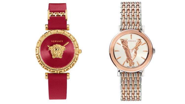 Versace'den İddialı Tasarımlar