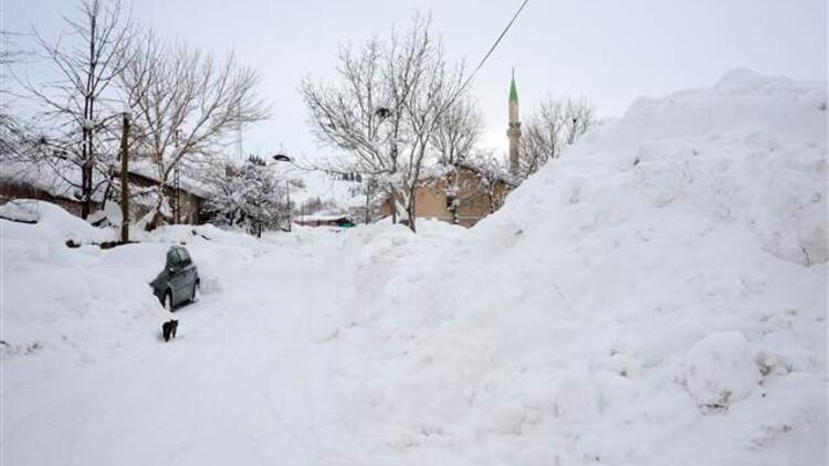 Bitlis'te okullara 2 gün kar tatili
