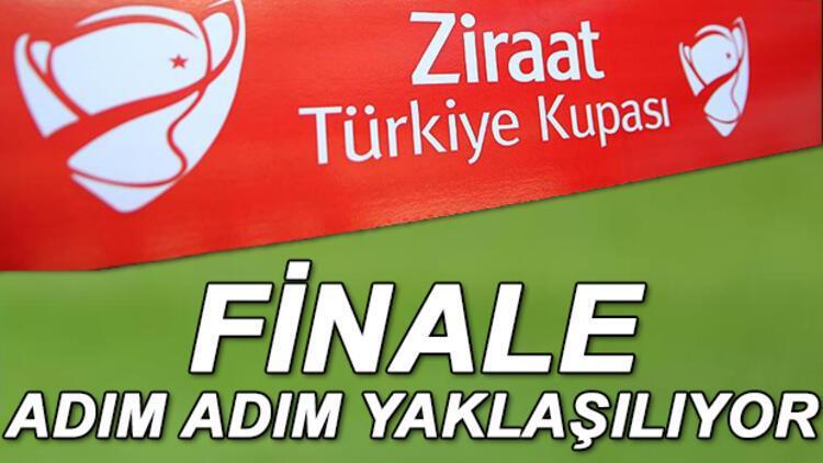 Ziraat Türkiye Kupası yarı final maçları ne zaman? İşte maçın tarihleri