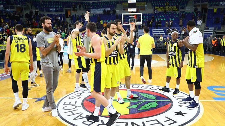 Fenerbahçe farkı kazandı ve yarı finale yükseldi!