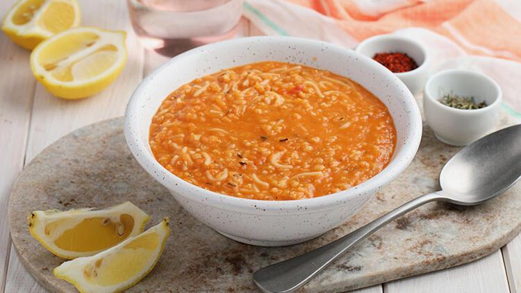 Püşürük çorbası tarifi