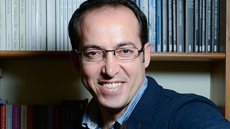 Ömer Türkeş'in konuğu Burhan Sönmez