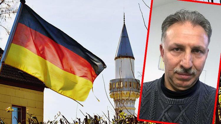 'Camiye saldırılar, Almanya'ya zarar verir'