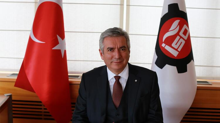 İSO Başkanı Bahçıvan'dan sanayi üretimi verisi değerlendirmesi