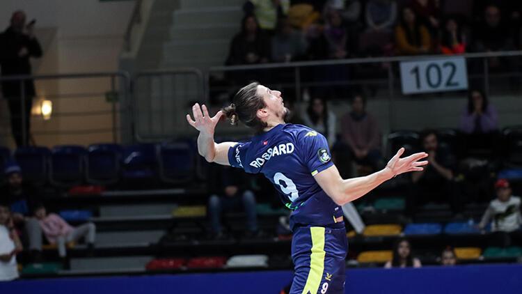 Jihostroj 3-0 Fenerbahçe HDI Sigorta